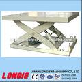 Lisjg2.0- 1.6 hidráulico mesa elevadora de tijera