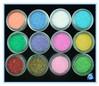 12 color sets personal care ultra fine glitter