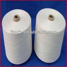 ring spun polyester yarn