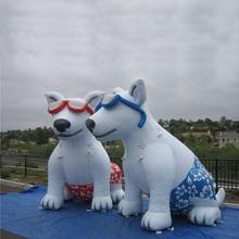 NB-CT4008 NingBang height 5M promotion inflatable animal dog