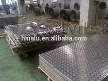 Aluminum Floor Plate One Bar, Diamond Bar, Five Bar 1050/3003/5052/6061