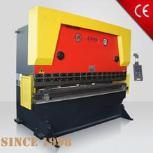 ANHUI SANLI 'S WF67Y/K series hydraulic bending machine DA41 CNC SYSTEM ESTUN SYSTEM