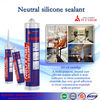 Neutral Silicone Sealant china supplier/ kitchen and bathroom silicone sealant supplier/ silicone sealant for boat window seals