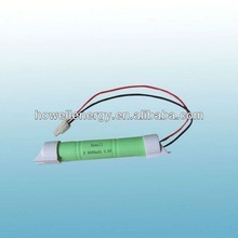 Hot sale 3.6V D size 8000mah NIMH TORCH RECHARGEABLE battery from factory