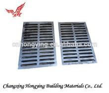 Cast iron drain cover