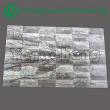 3d de inyección de tinta de impresión de cerámica/de la pared exterior del azulejo/3d cerámica estilo natural