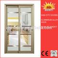 Boa qualidade de trilho de alumínio para a porta deslizante sc-aad017