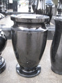 lápida monumento florero urna