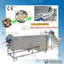 CE Approved LXTP-3000 Potato and cassava peeling machine