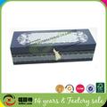 dongguan personalizado pintada à mão caixa de madeira atacado