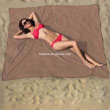 Beach Towels, Smoke/Sangria