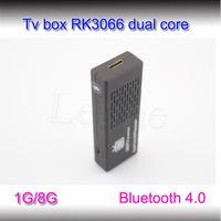 Duad Core Mini PC 2G 8G Memory RK3066 HD TV BOX to watch TV