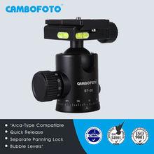 New desgin camera monopod ballhead is easy to carry