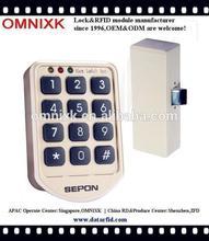 17year professional and creatitive shenzhen digital electronic gym locker lock