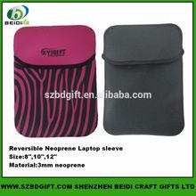 Sublimation Printed Neoprene Laptop Computer Bag For Sale