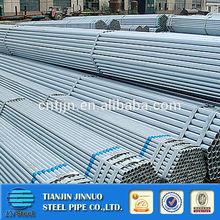 bs1387 low carbon welded steel tubo galvanizado