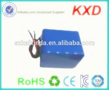 shenzhen 18650 20ah 7.4v lithium battery pack
