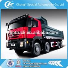 iveco 8x4 40t camion à benne basculante benne lourds