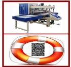inflatable swimming float pool swim ring welding machine , cutting machine