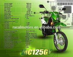 MC125GY dirt bike cheap 125cc,full size dirt bike,racing dirt bikes sale