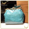 Fashion style imitation leather women bag latest womens bags