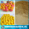 Paintball bullet raw materials gelatin 200 bloom