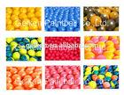 Paintballs bullet gelatin 250bloom