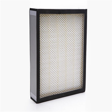 Portable hepa filter, pleat hepa filter,filter media h13 (manufacturer)