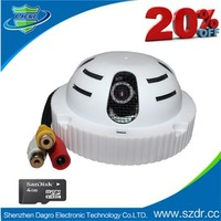 T912 Wireless Security Systems Thermal Camera Smoke Detector Hidden Camera