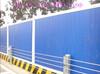galvanized hoarding panels / steel hoarding panel