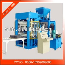 QT4-26 Best Selling Brick Production Line Chinese Construction Equipment