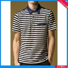 Classic Mens Striper Polo Shirts Cheap