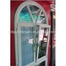 Classic aluminum window & arched window & tilt out window