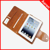 Deluxe Leather Folder Case for iPad Air