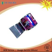 custom printing food grade material film roll automatic packaging film roll / laminated packaging film