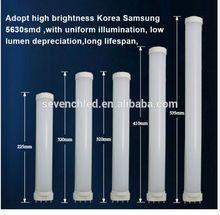 2G11 led tube/led 2G11/4 pin pl lamp/2g11 pll led lamp/ MASTER PL-L/4P DULUX L 2g11 bulb light