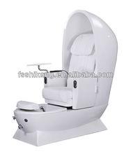 UK, US egg pedicure chair