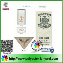 Cheap Prices Custom Design classic woven label