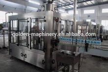 complete mineral water bottling plant