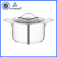 3 layers with 304# aluminum inside bottom royal kitchen set