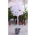 اصطناعية بلاستيكية شجرة الجنكة yongyue( 0503tzx)