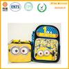 cute small cooler bag,kids cooker bag,minion cartoon cooler bag