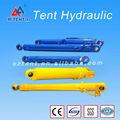 Escavadeira/equipamentos pesados braço/balde cilindro hidráulico
