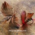 48 en 1 échantillon gratuit mouche de pêche leurre truite rigide, voler. crochets aigus crochet poisson appât de pêche maritime