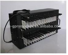 GPRS bulk sms modem 32 port tc35 gsm modem gsm modem 32 port
