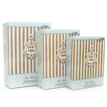 Gift Paper Boxes Cardboard Manufacturer Gift Packaging Supplies,Gift Box with Sailing Anchor