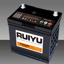 maintenance free automotive battery 12V 50AH 65AH 70AH