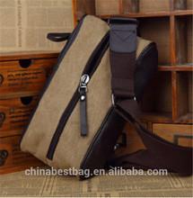 Men's messenger bags canvas fashion shoulder bags