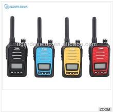 factory price uhf key lock mini/small transceiver