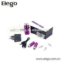 2013 evod hookah pen Shenzhen supplier evod mt3 kit